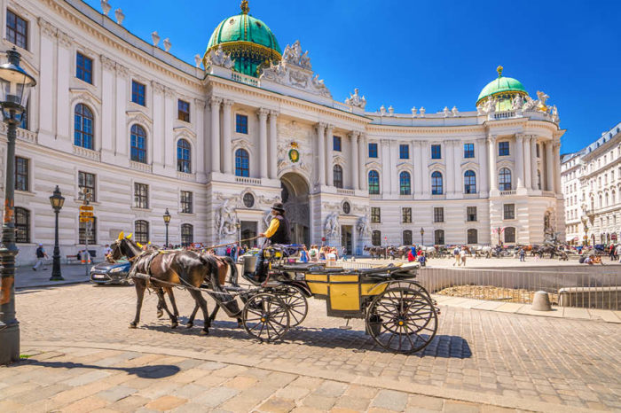 Βιέννη- Πράγα
