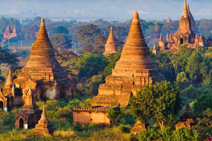 Βιρμανία – Τα χαμόγελα του Βούδα!
