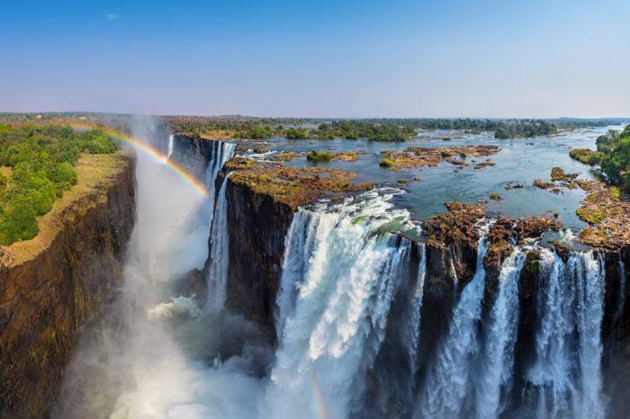 Νότια Αφρική,  Ζιμπάμπουε, Μποτσουάνα