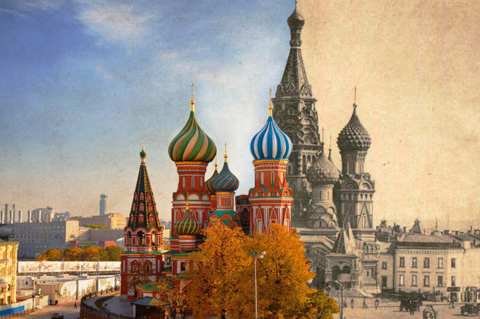 Ρωσία – στα βήματα των Τσάρων