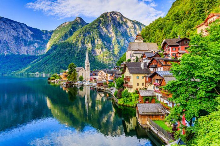 Μοναδικά τοπία της Αυστρίας