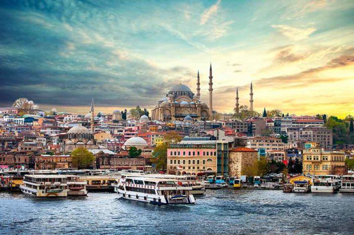 Κωνσταντινούπολη – Βόσπορος