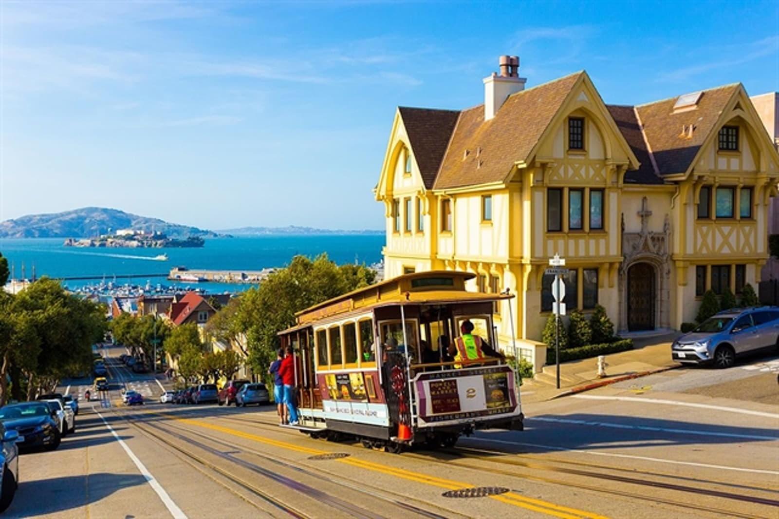 Νέα Υόρκη – Λας Βέγκας – Γκραντ Κάνυον – Λος Άντζελες – Εθνικός δρυμός γιοσεμιτι – Σαν Φρανσίσκο