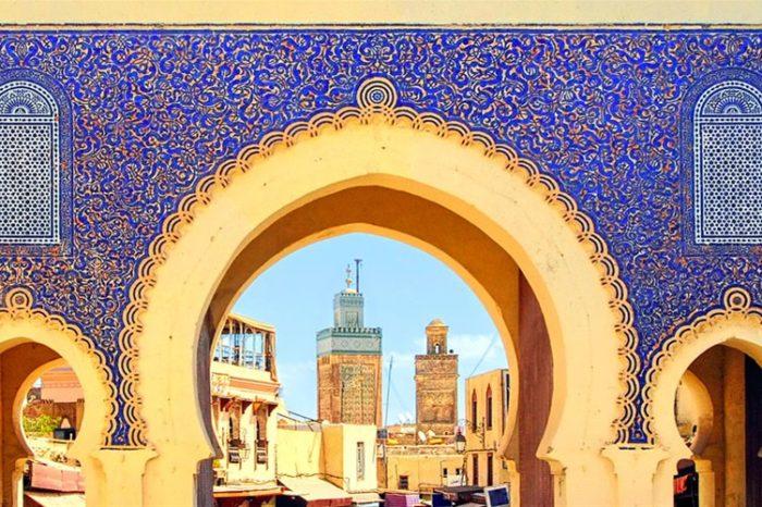 Μεγάλο Μαρόκο με Ταγγέρη