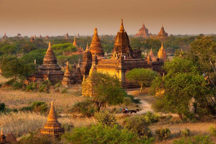 Η μαγική Βιρμανία