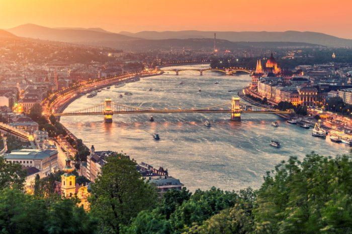 Βουδαπέστη -Βιέννη- Πράγα