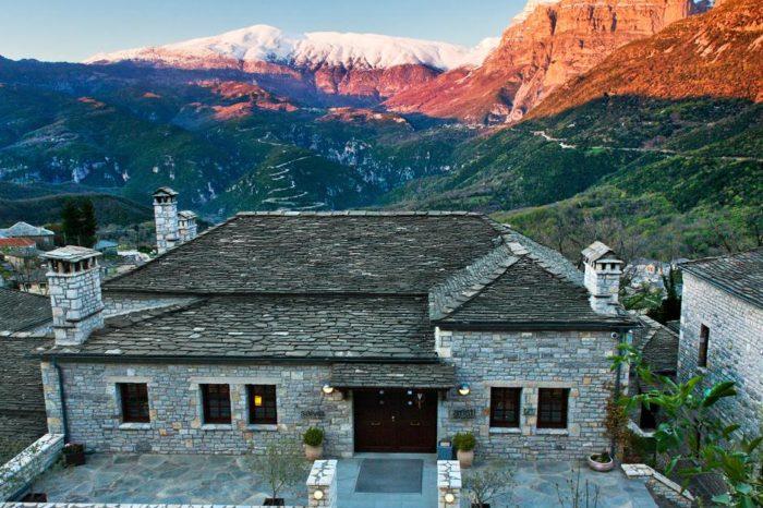 Aristi Mountain Resort & Villas 4*