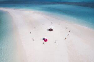 Μαλδίβες Γαμήλιο ταξίδι - πριβέ δείπνο στην άμμο -Huvafen fushi - love your holidays
