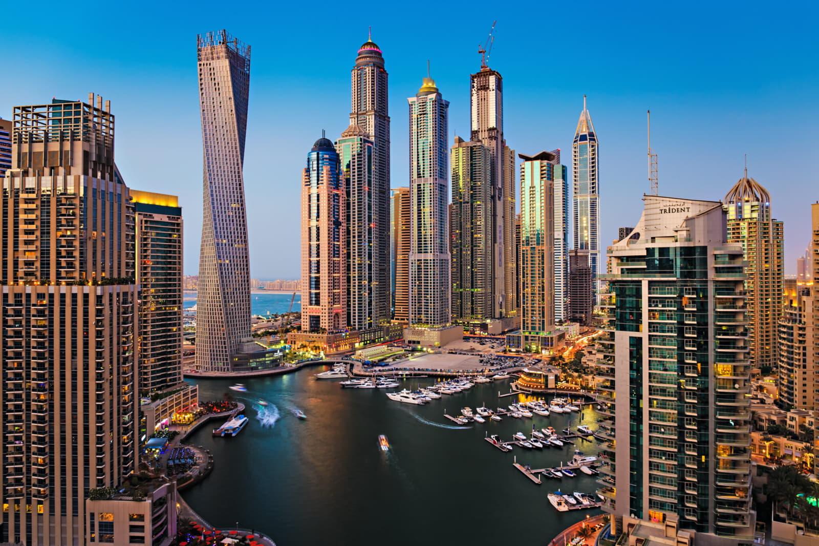Ξενοδοχεία στο Ντουμπάι - που να μείνω