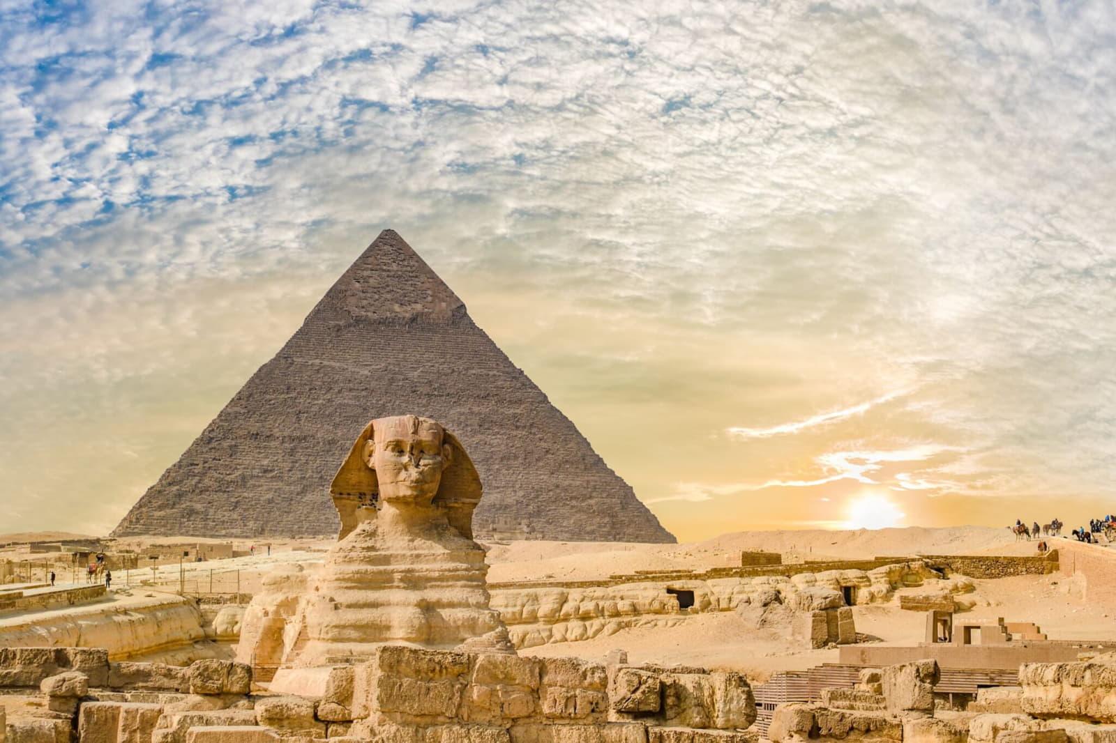 Ταξίδι Αίγυπτος Σφίγγα Loveyourholidays