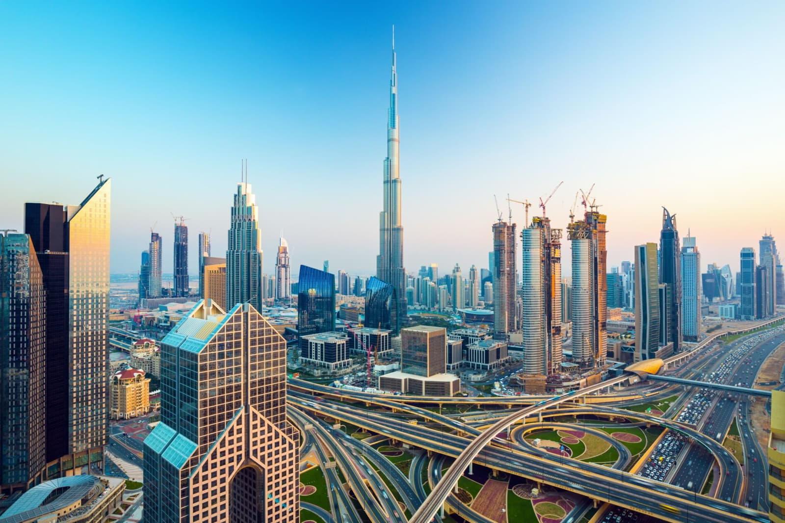 Burj Khalifa Ντουμπάι - Συντριβάνια στο Ντουμπάι -Love your holidays