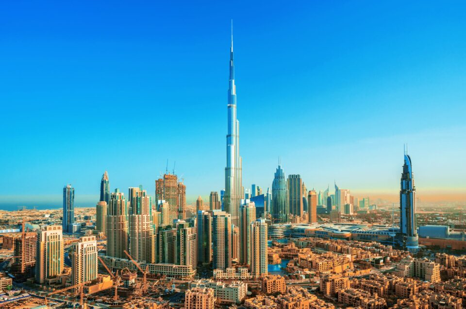 Burj Khalifa Ντουμπάι Love your holiday