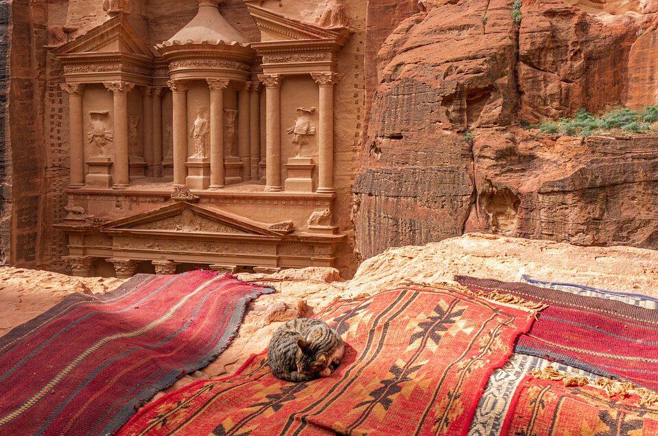 Ανακαλύψτε την Πέτρα της Ιορδανίας