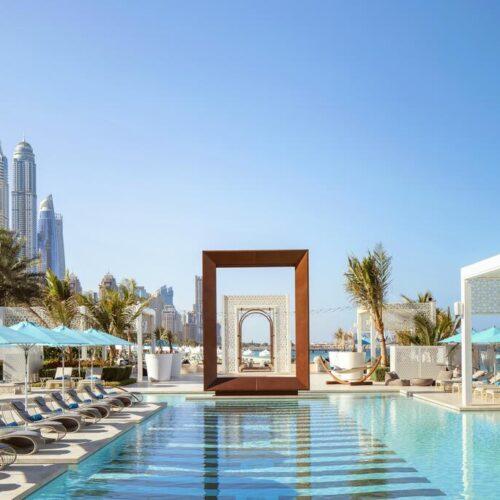 Ντουμπάι Διαμονή-One & only royal pool