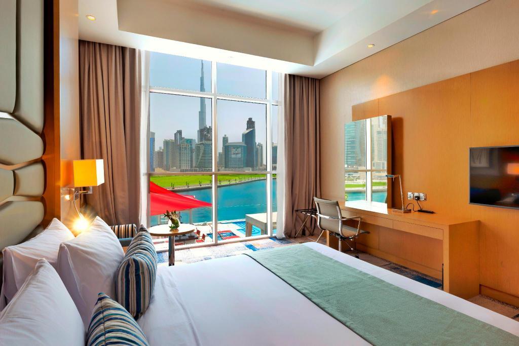 Ξενοδοχείο Ντουμπάι -Canal Central Premium Room