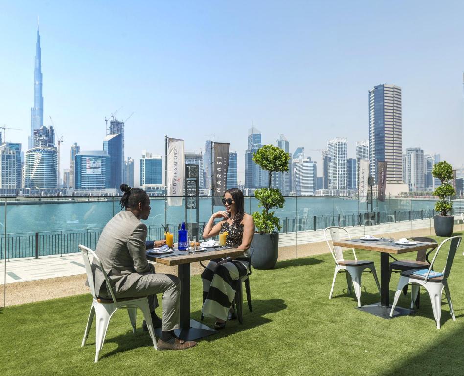 Ξενοδοχείο Ντουμπάι -Canal Central business exterior