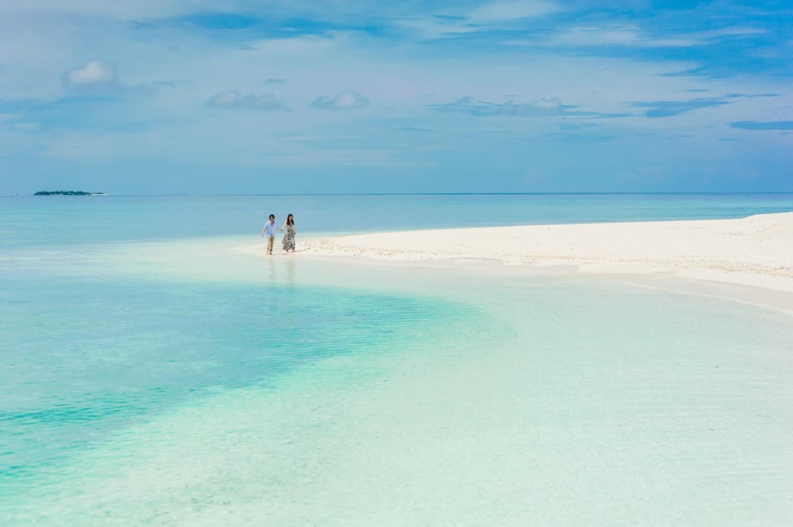 Προορισμοί για ζευγάρια - Εξωτικές Μαλδίβες