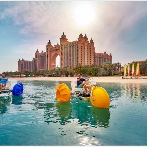 ξενοδοχείο στο Ντουμπάι-Atlantis Watersports