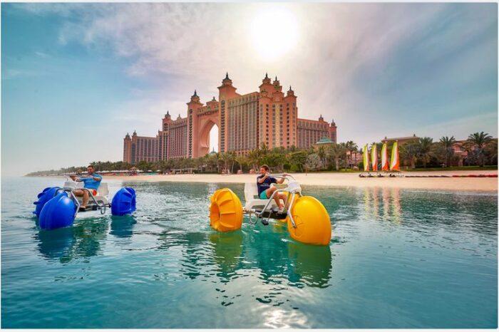 Καλοκαίρι Ντουμπάι 8 Ημέρες LUX Νέο με Family και Kids Adventuresαπό 1790€ ανά οικογένεια