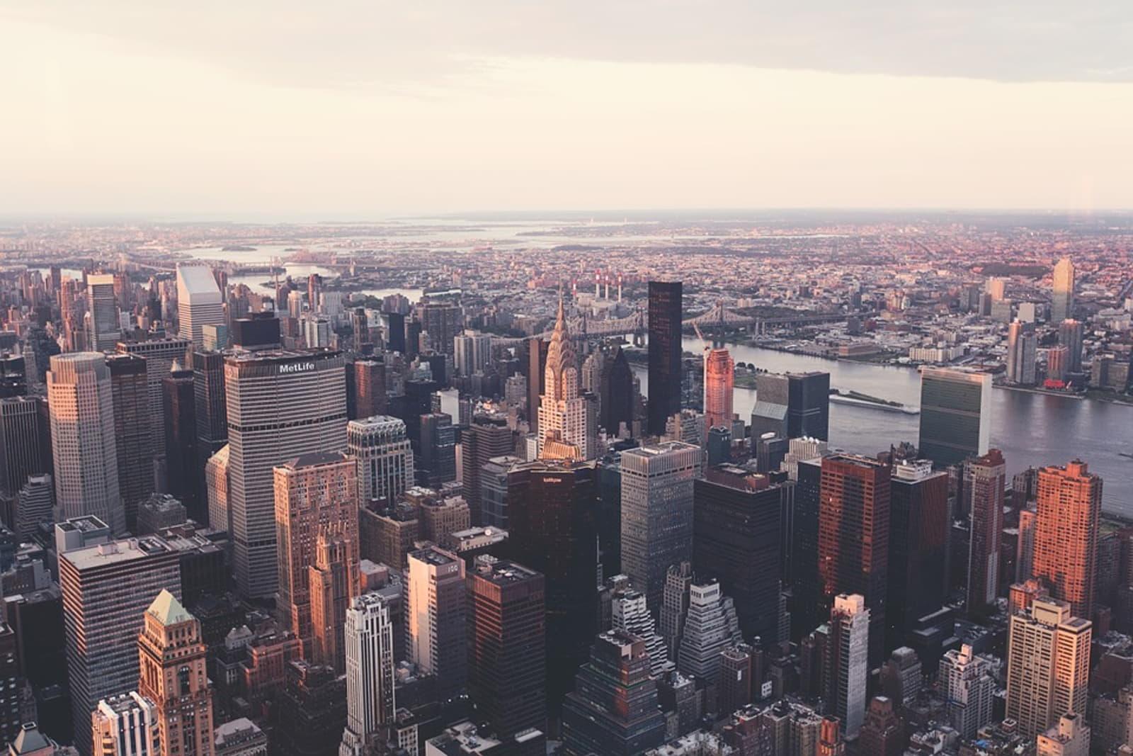 Γαμήλιο Ταξίδι Νέα Υόρκη