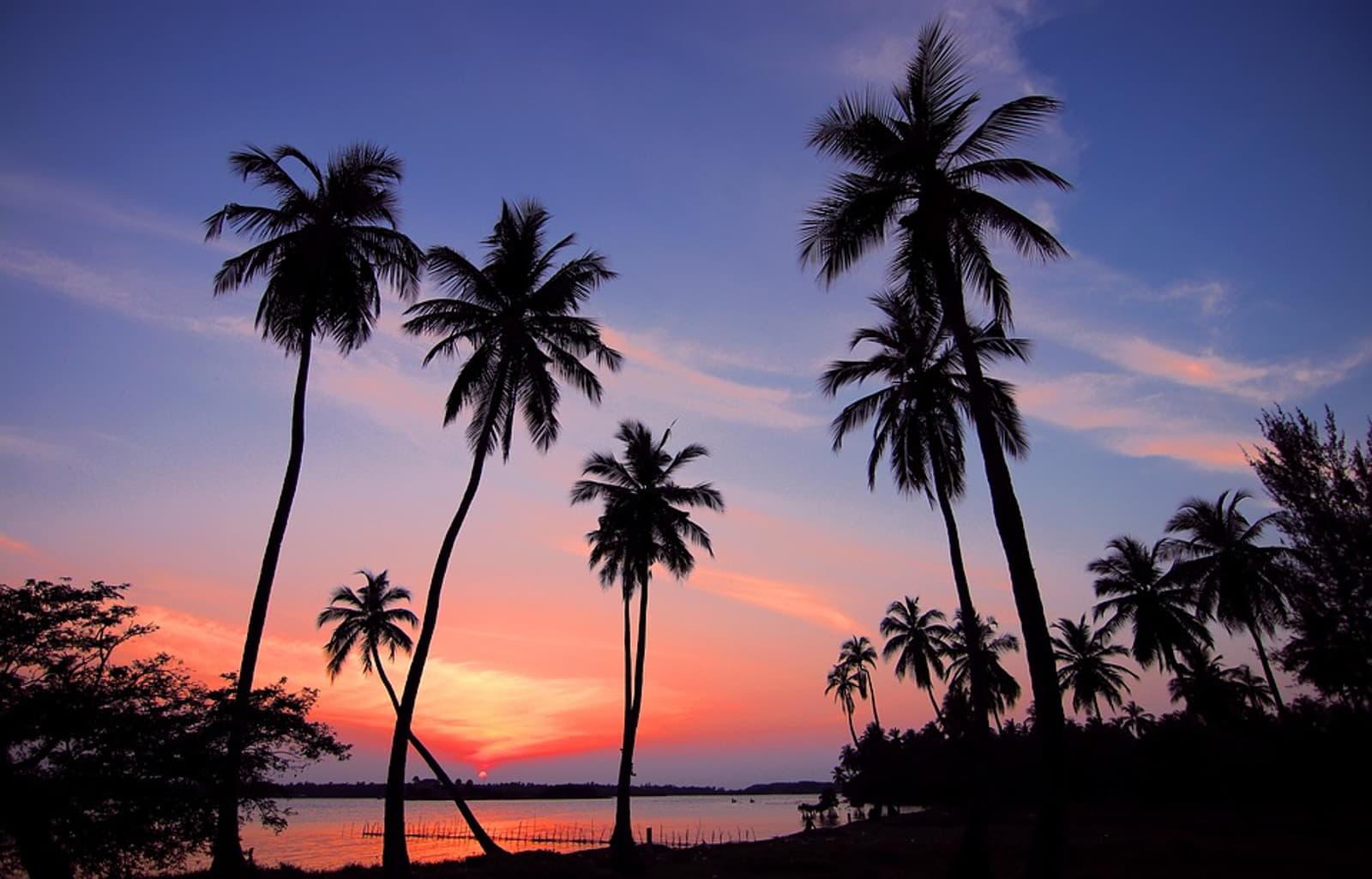 Σρι Λάνκα ηλιοβασίλεμα loveyourholidays