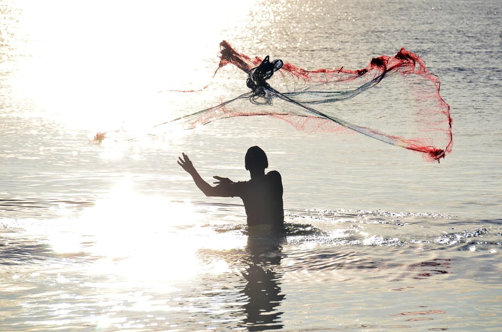 Σρι Λάνκα ψαράς loveyourholidays