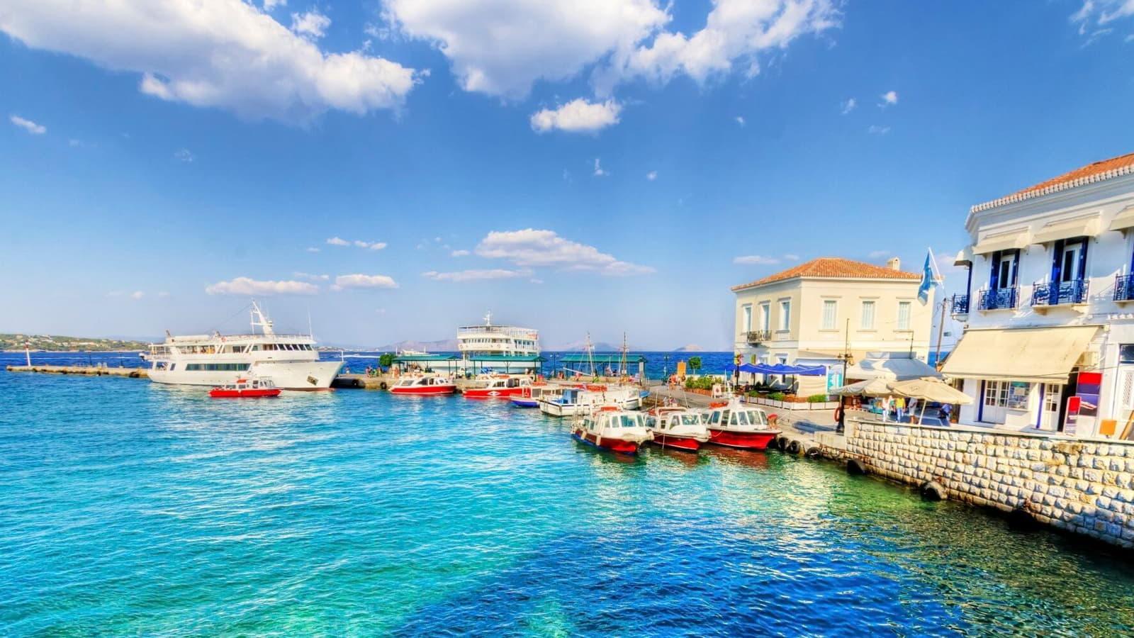 Σπέτσες -Ελλάδα
