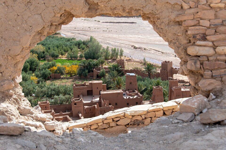 ajt-bin-haddu Γαμήλιο ταξίδι στο Μαρόκο