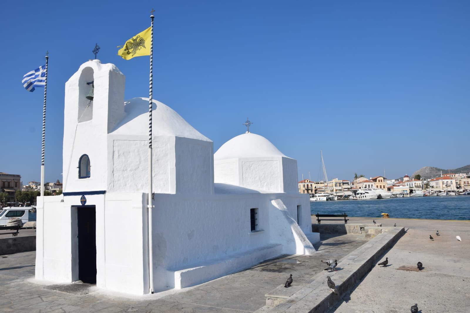 Αγίου Πνεύματος Ελλάδα Σπέτσες