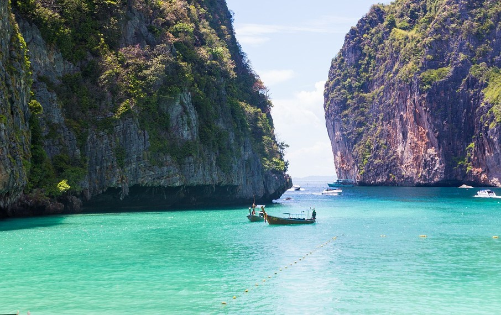 tropical island thailand