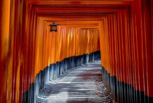 fushimi-inari-shrine-Ιαπωνία, η χώρα του Ανατέλλοντος Ηλίου