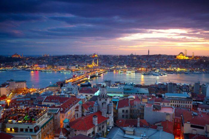 4 Ημέρες Κωνσταντινούπολη