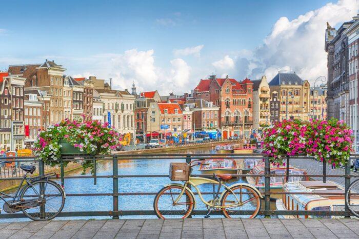 28 Οκτωβρίου Άμστερνταμ 4 Ημέρες