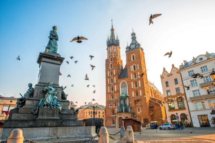 6 Ημέρες Βαρσοβία-Κρακοβία-Βρότσλαβ