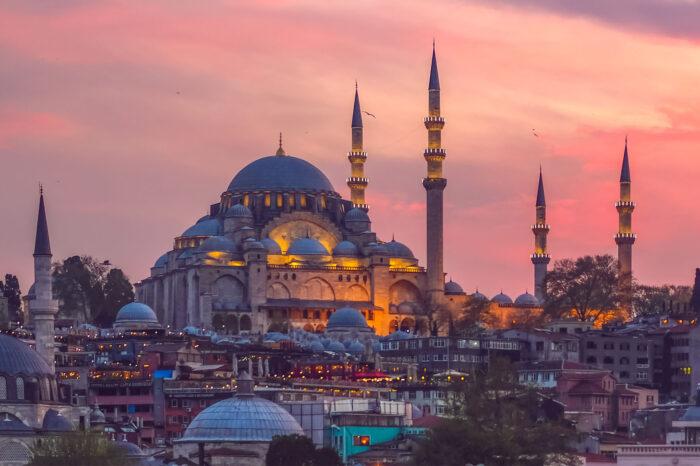 6 Ημέρες Κωνσταντινούπολη Οδική εκδρομή