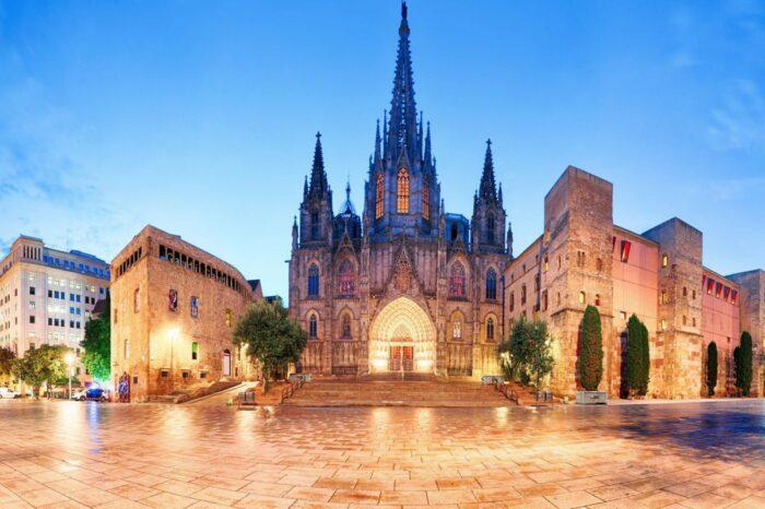 Χριστούγεννα στην Βαρκελώνη, 5 Ημέρες