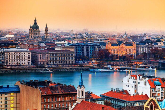 5 Ημέρες Βουδαπέστη