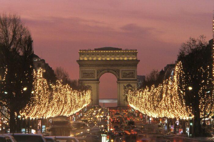 Χριστουγεννιάτικο Παρίσι, 5 & 6 Ημέρες