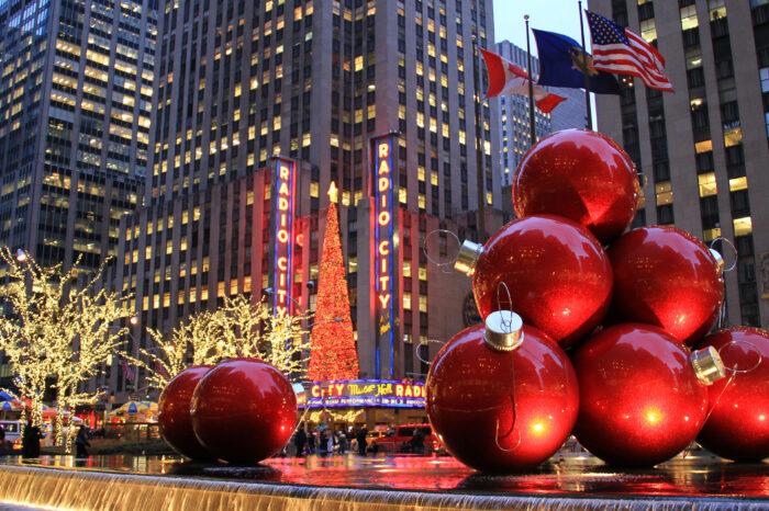 Χριστούγεννα – Πρωτοχρονιά Στη Νέα Υόρκη
