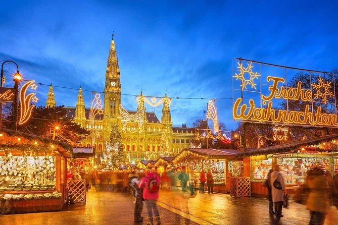 Πρωτοχρονιά στην Αριστοκρατική Βιέννη  και στο Σάλτσμπουργκ
