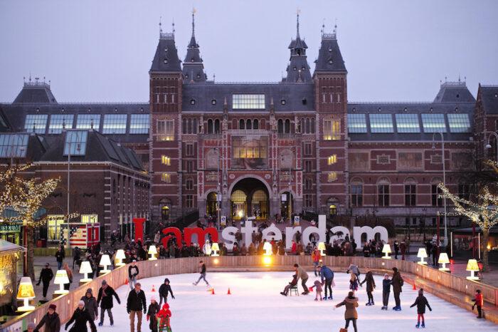 Χριστούγεννα Πρωτοχρονιά Benelux-Κάτω Χώρες, 7 Ημέρες