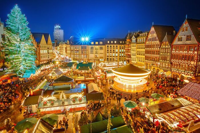 Χριστούγεννα 2021-2022 στην Ονειρεμένη Μπρύζ, 5 Ημέρες