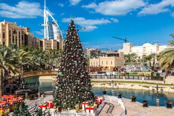 Χριστούγεννα – Πρωτοχρονιά – Φώτα  6 Ημέρες Ντουμπάι LUX με Emirates Airlines από 740€