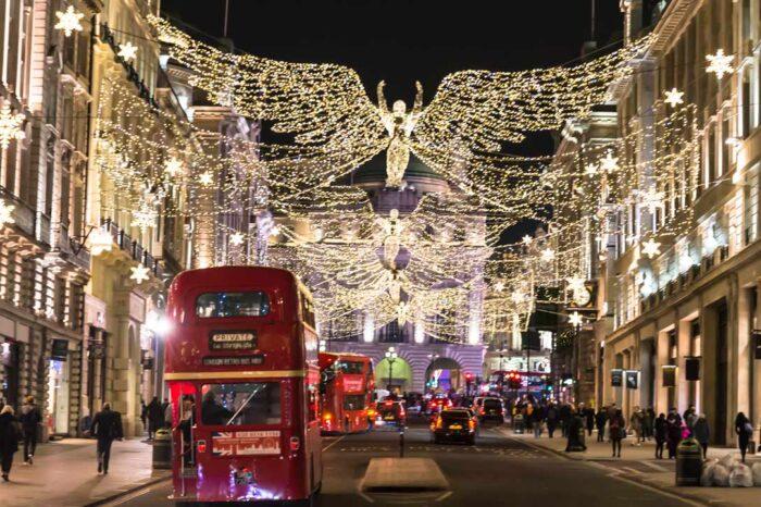 Εορταστικό Λονδίνο Freedom!!
